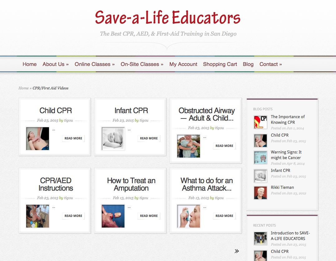 Mophilly Builds Custom Software for Save-a-Life Educators