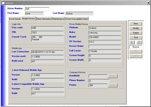 vda-driver details screenshot